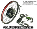 Click here to visit the e-Bike Motor Conversion Kits page...